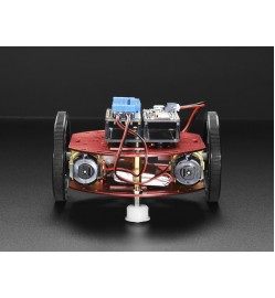 2WD Mini Round Robot Kit