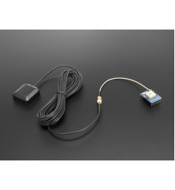 Ultimate GPS Breakout with GPS Antenna Magnetic Mount SMA