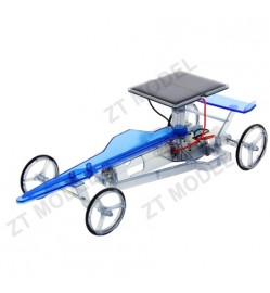 Solar Powered Racing Car Kit