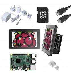 Raspberry Pi 3 Ultimate Starter Kit
